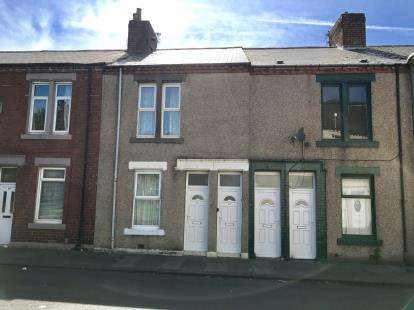 2 Bedrooms Terraced House for sale in Devonshire Street, South Shields, Tyne and Wear, NE33