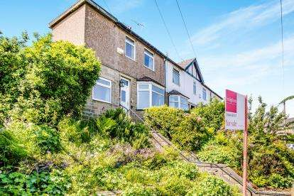 3 Bedrooms End Of Terrace House for sale in Malvern Rise, Newsome, Huddersfield, West Yorkshire, Yorkshire