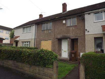 3 Bedrooms Terraced House for sale in Middlesex Road, Brinnington, Stockport, Greater Manchester