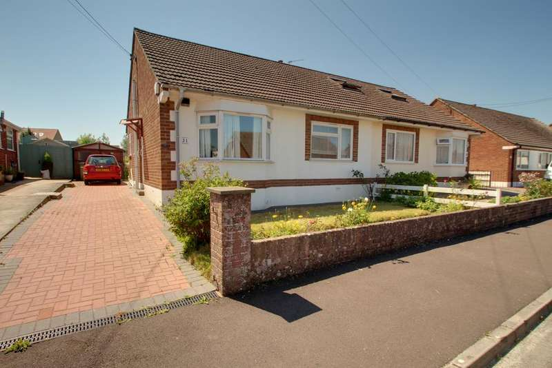 2 Bedrooms Semi Detached Bungalow for sale in SHEPTON MALLET