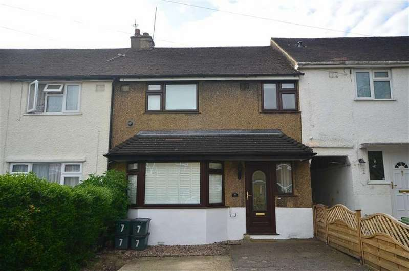 3 Bedrooms Terraced House for sale in Coombes Rd, London Colney