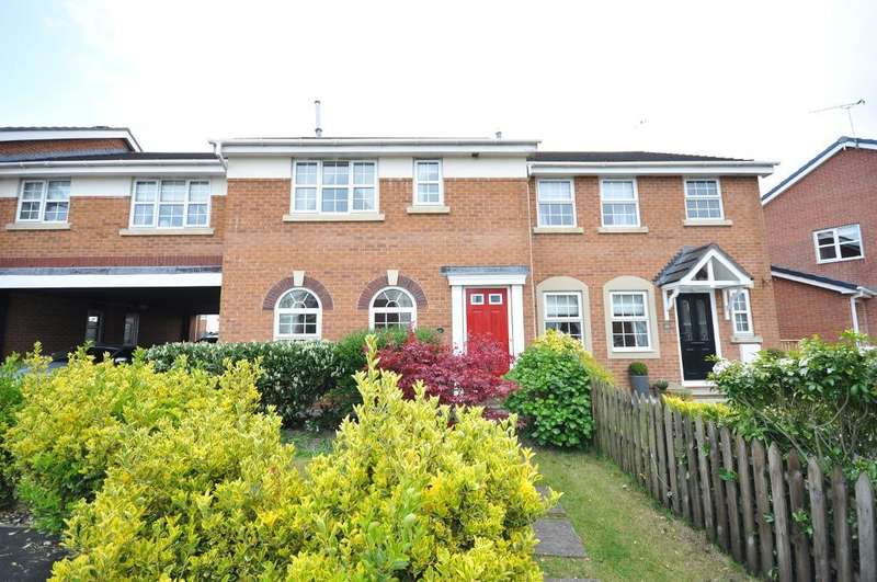 4 Bedrooms Semi Detached House for sale in Bishops Gate, Cypress Point, Lytham St Annes, Lancashire, FY8 4FR