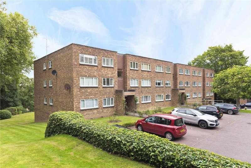 2 Bedrooms Flat for sale in Farington Acres, Vale Road, Weybridge, Surrey, KT13