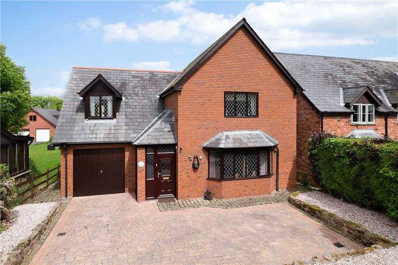 3 Bedrooms Detached House for sale in Canon Pyon Road, Hereford, HR4