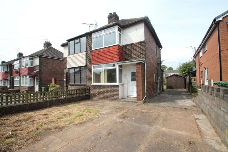 2 Bedrooms Semi Detached House for sale in Sandhouse Crescent, Scunthorpe, DN16