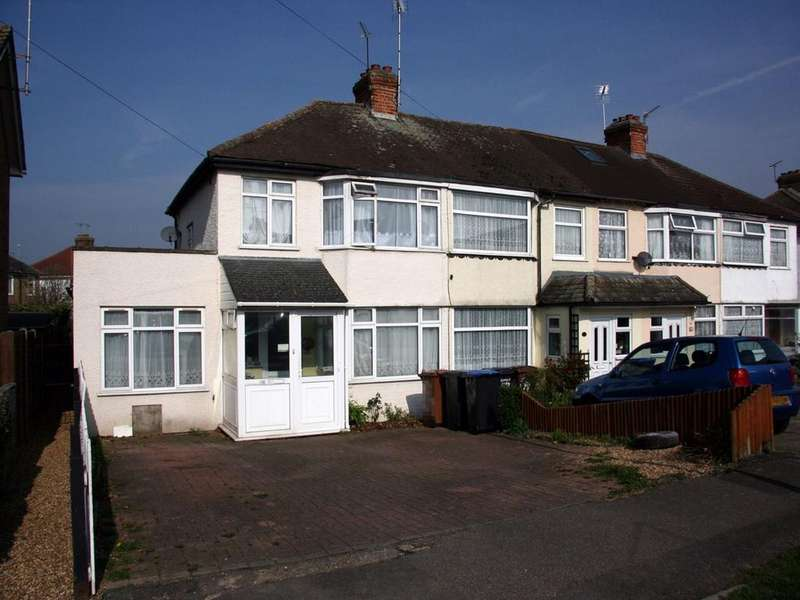 4 Bedrooms End Of Terrace House for sale in Broad Acres, Hatfield, AL10