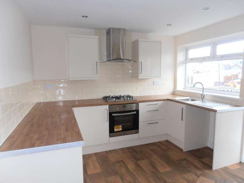2 Bedrooms Semi Detached House for sale in Ael-Y-Bryn, Cwmdare, Aberdare
