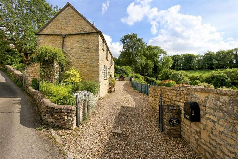 3 Bedrooms Cottage House for sale in Pound Hill, Avening, Tetbury