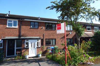3 Bedrooms Terraced House for sale in Racefield Close, Lymm, Cheshire