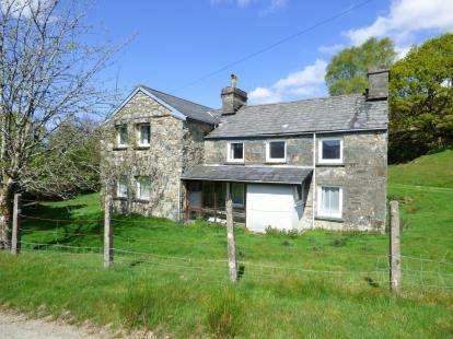 5 Bedrooms Detached House for sale in Gellilydan, Blaenau Ffestiniog, Gwynedd, LL41