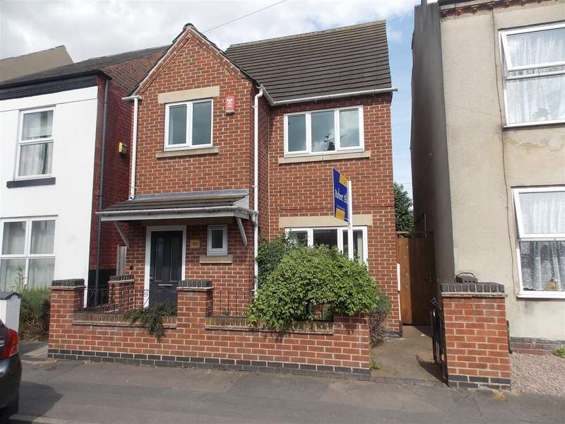 3 Bedrooms Property for sale in College Street, Long Eaton