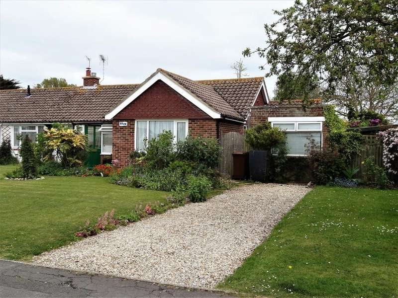 2 Bedrooms Semi Detached Bungalow for sale in Greenlea Avenue, Nyetimber PO21