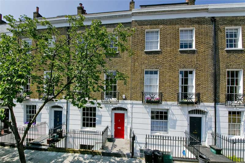 4 Bedrooms Terraced House for sale in College Cross, Barnsbury, N1