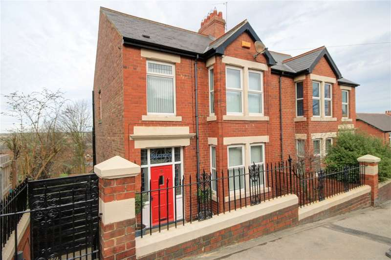 3 Bedrooms Semi Detached House for sale in Station Road, Stanley, Durham, DH9