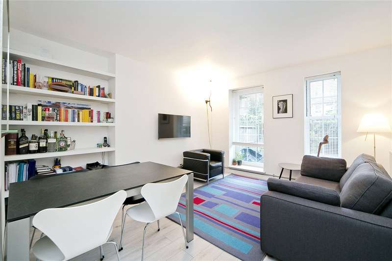 1 Bedroom Flat for sale in Phillipp Street, Islington, N1