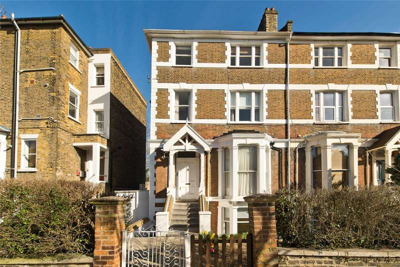 2 Bedrooms Flat for sale in Wimbledon Park Road, London, SW18