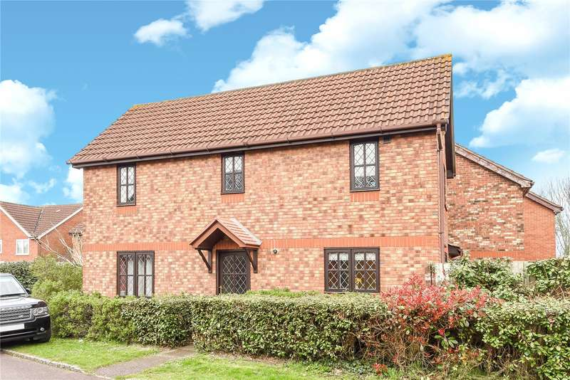 3 Bedrooms Link Detached House for sale in Hemmyng Corner, Warfield, Bracknell, Berkshire, RG42