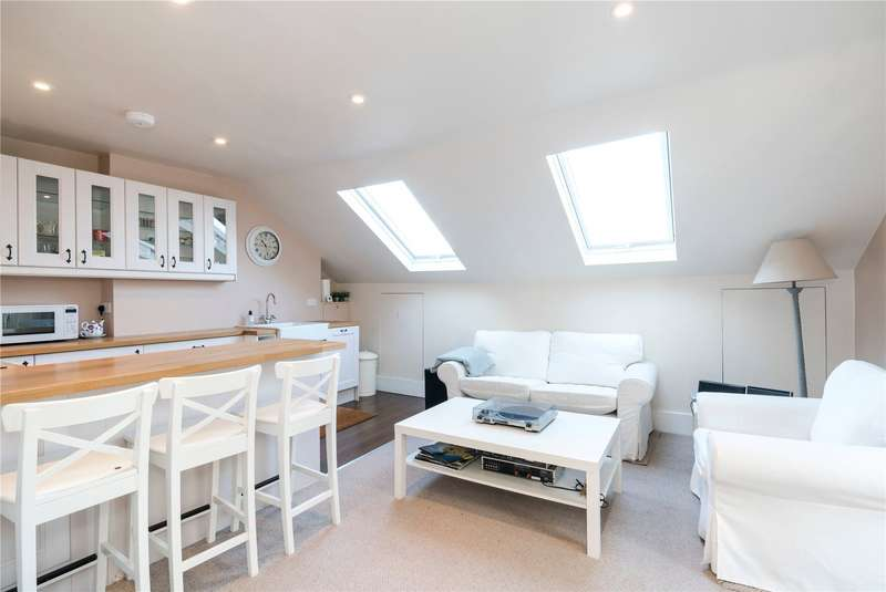 1 Bedroom Flat for sale in Steeles Road, London, NW3