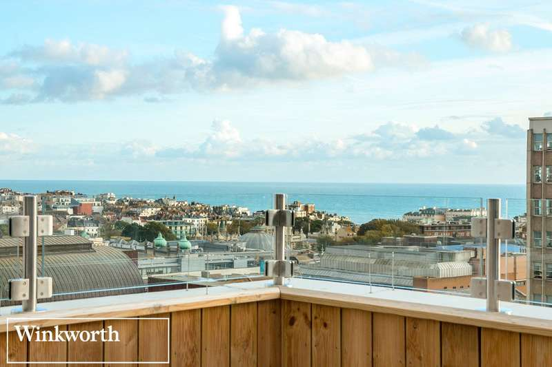 3 Bedrooms Flat for sale in The Ocean Building, Queens Road, Brighton, East Sussex, BN1