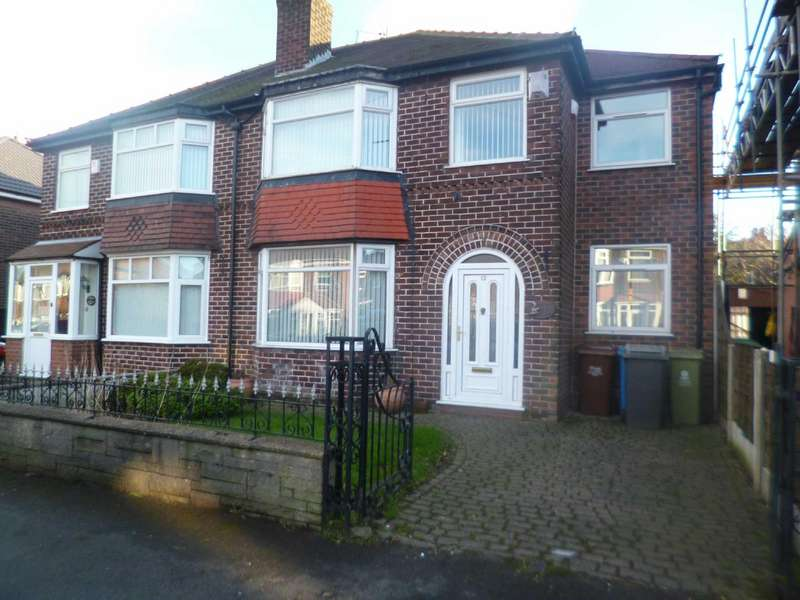 4 Bedrooms Semi Detached House for sale in Thorley Close, Chadderton, Oldham, OL9