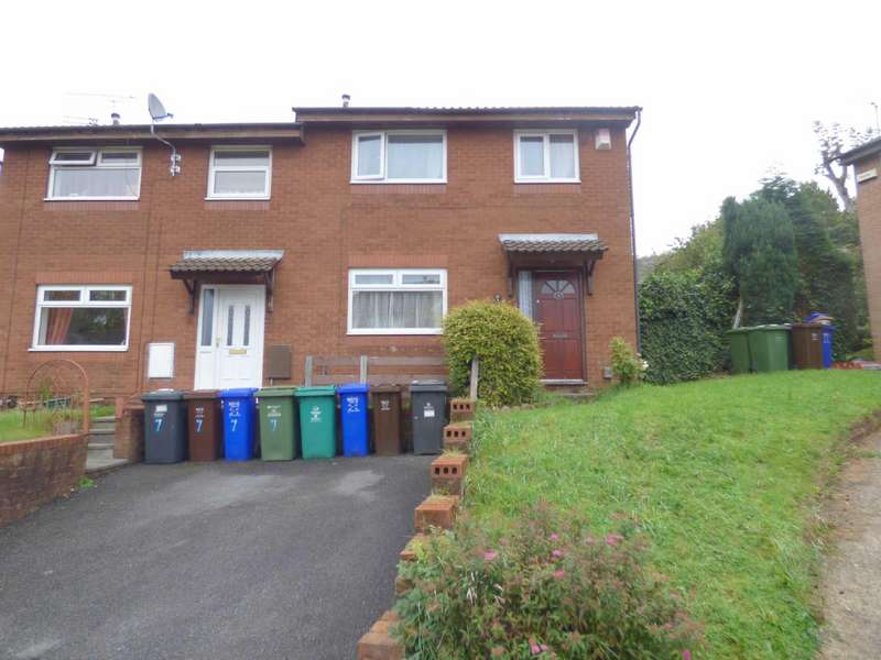 2 Bedrooms End Of Terrace House for sale in Warren Bank, Blackley, Manchester, M9