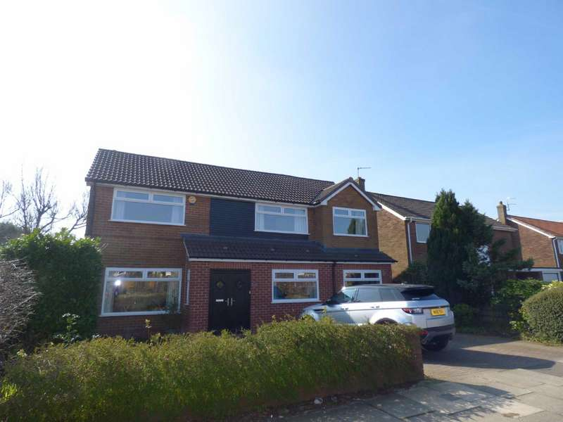 5 Bedrooms Detached House for sale in Evesham Road, Alkrington, Middleton, Manchester, M24