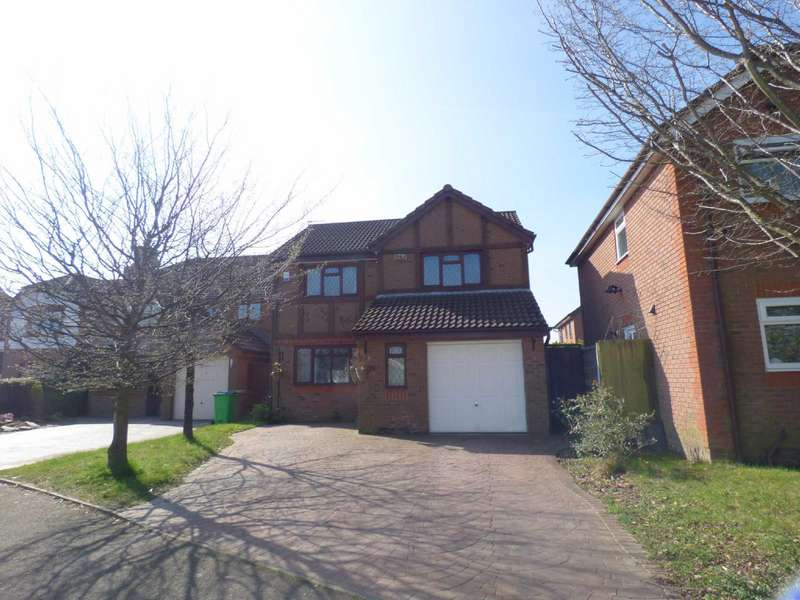 4 Bedrooms Detached House for sale in Evesham Gardens, Evesham Road, Alkrington, Middleton, M24