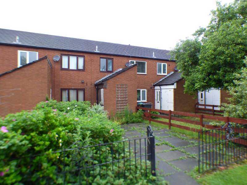 3 Bedrooms Terraced House for sale in Melrose Court, Chadderton, Oldham, Lancashire, OL9