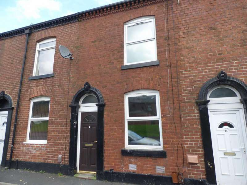 2 Bedrooms Terraced House for sale in Stuart Street, Coppice, Oldham, OL8
