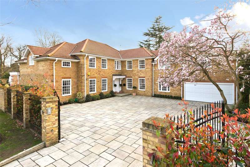 6 Bedrooms Detached House for sale in Amblecote, Cobham, Surrey, KT11