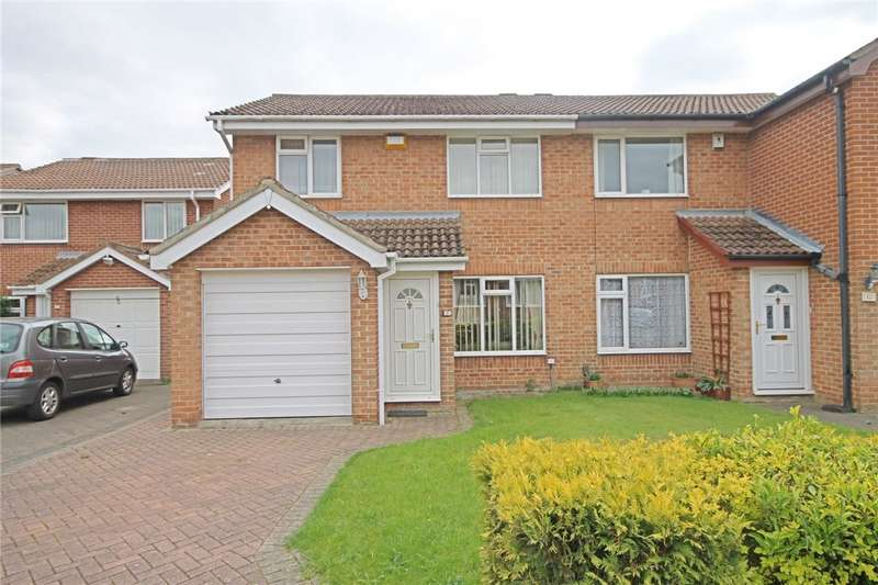 3 Bedrooms Semi Detached House for sale in Alderwood Close, Darlington, County Durham, DL1