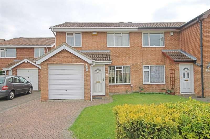 3 Bedrooms Semi Detached House for sale in Alderwood Close, Darlington, County Durham, DL1