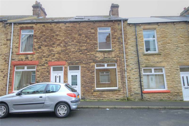 3 Bedrooms Terraced House for sale in Green Street, Consett, Durham, DH8