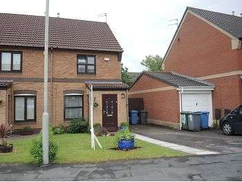 2 Bedrooms Semi Detached House for sale in Abbotsbury Way, Croxteth Park, Liverpool