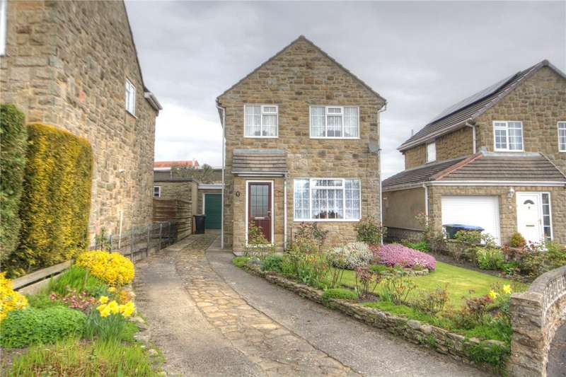 3 Bedrooms Detached House for sale in Auckland View, High Etherley, Bishop Auckland, DL14