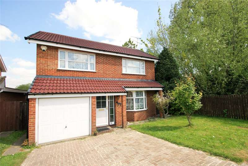 5 Bedrooms Detached House for sale in Ashton Road, Wokingham, Berkshire, RG41