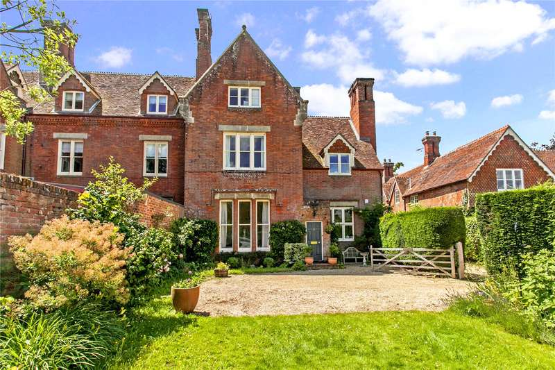6 Bedrooms Semi Detached House for sale in Manor Lane, Timsbury, Romsey, Hampshire, SO51