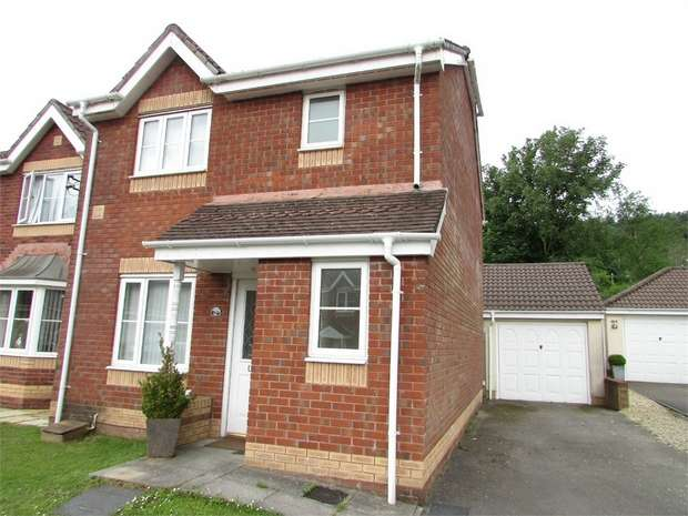 3 Bedrooms Detached House for sale in Ffynnon Dawel, Aberdulais, Neath, West Glamorgan