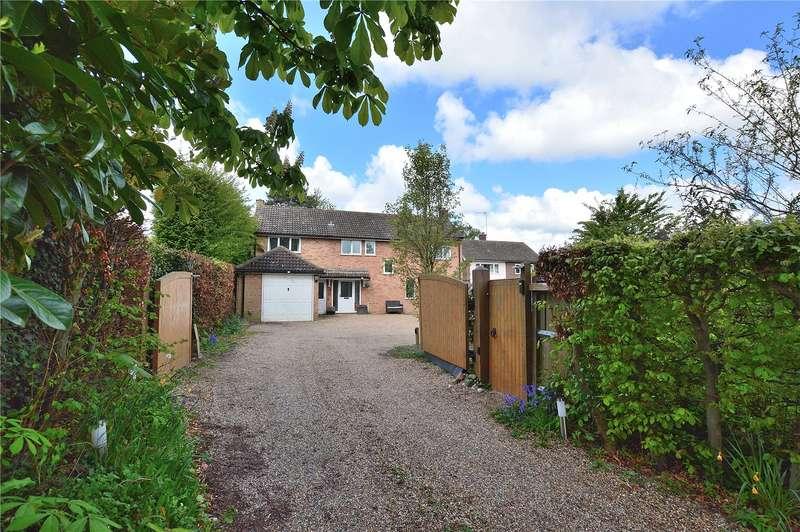 5 Bedrooms Detached House for sale in Birchanger