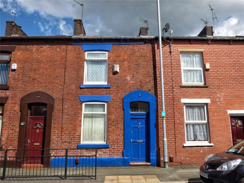 2 Bedrooms Terraced House for sale in Chapel Road, Hollinwood, Oldham, OL8