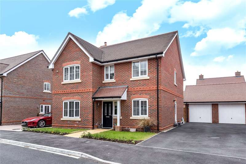 4 Bedrooms Detached House for sale in Phillips Close, Wokingham, Berkshire, RG41