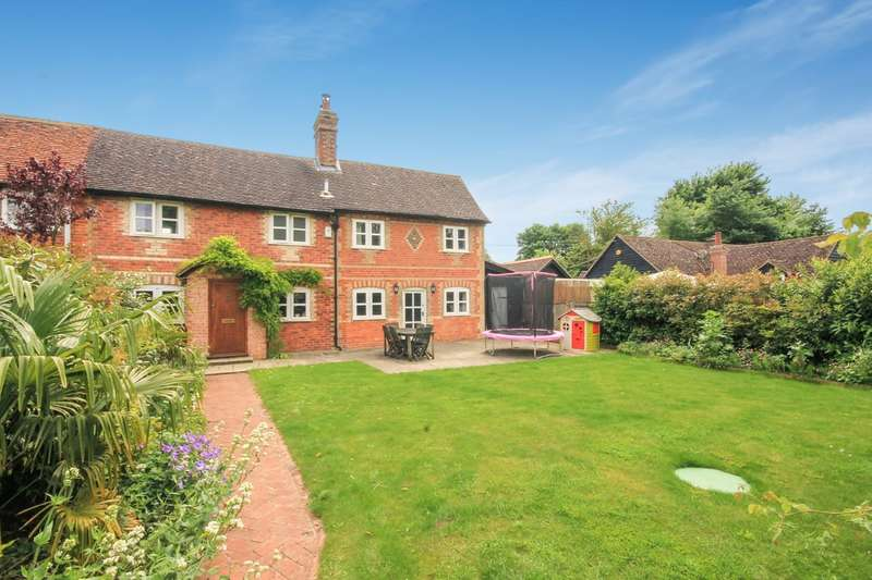 3 Bedrooms Cottage House for sale in Church End, Drayton St Leonard, Wallingford