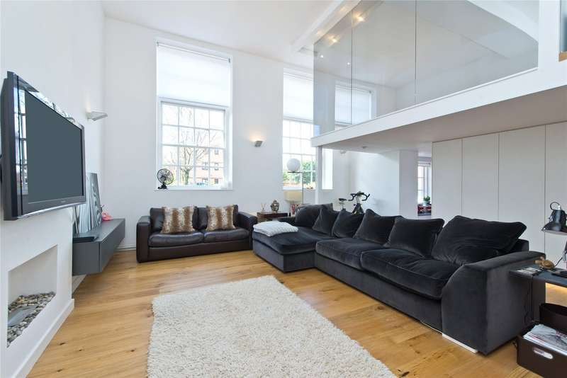 3 Bedrooms Flat for sale in Downings House, 21 Southey Road, London, SW19