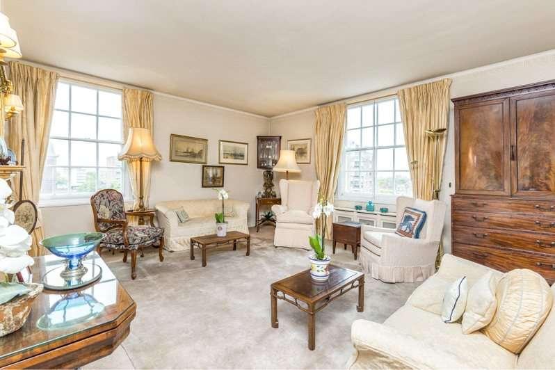 4 Bedrooms Flat for sale in Rivermead Court, Ranelagh Gardens, Hurlingham, Fulham, SW6