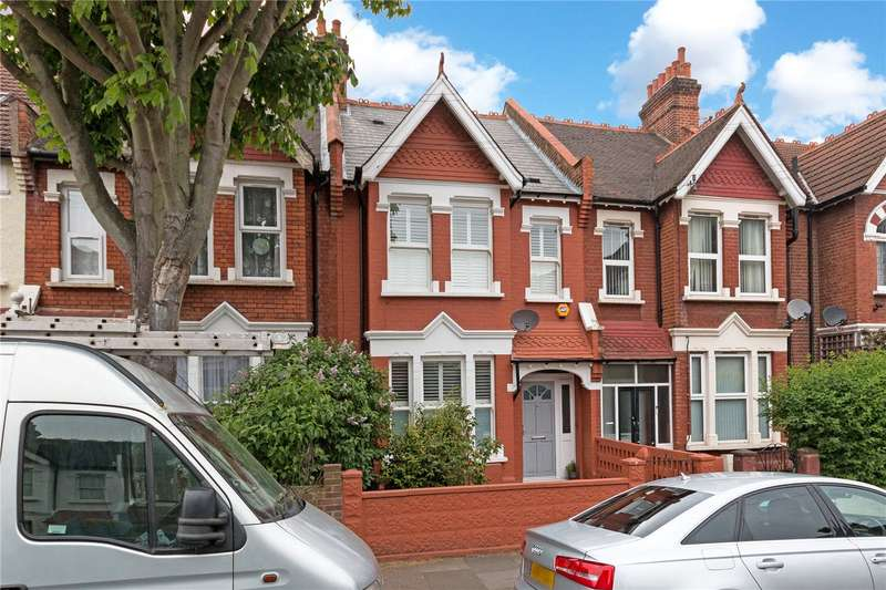 4 Bedrooms Terraced House for sale in Penwortham Road, Furzedown, London, SW16