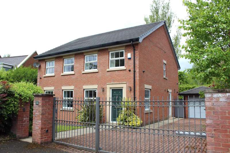 6 Bedrooms Detached House for sale in Regent Drive, Lostock