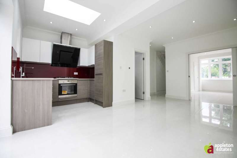 3 Bedrooms End Of Terrace House for sale in Friday Road, Mitcham