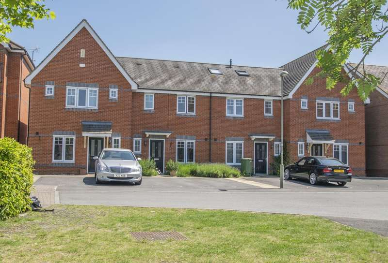 3 Bedrooms Terraced House for sale in Caldecott Chase, Abingdon-on-Thames, OX14