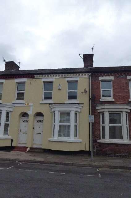 3 Bedrooms Terraced House for sale in Rossett Street, Liverpool, Merseyside, L6