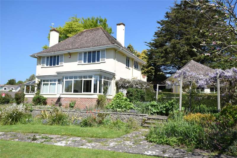 4 Bedrooms Detached House for sale in Galmpton, Brixham, Devon